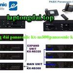 lắp đặt tổng đài điện thoại nội bộ panasonic kx-ns300