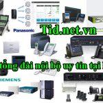 Sửa tổng đài điện thoại panasonic-siemens-nec -unify-ip-analog