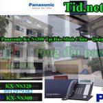 Lắp Tổng Đài Panasonic Kx-Ns300 Tại Đảo Minh Châu – Quảng Ninh
