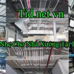 Lap Dien Nhe Cho Nha Xuong Tai Hai Duong
