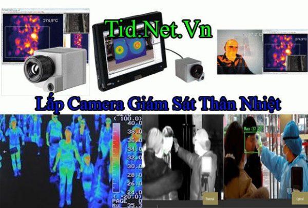 Lap Camera Giam Sat Than Nhiet Tai Benh Vien