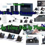 Dịch Vụ Thi Công Tổng Đài Ip Phone